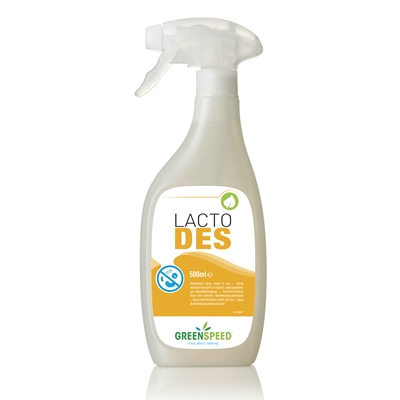 222138: Greenspeed Lacto Des - 500 ml