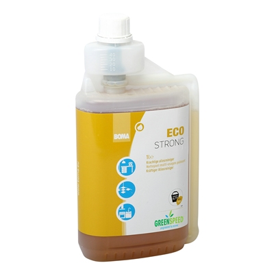282176: ECO Strong 11 niet navulbare doseerfles 20 ml Dosy Mono - 1 l