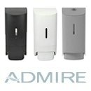 Admire Pure White: Dispensers En Vullingen